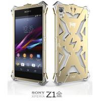 Buy cheap Metal Frame Sony Z5/Z4/Z3/Z2L/Z2/Z1 Mobile Case cell phone cover new arrival phone shell from wholesalers