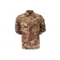 Buy cheap 100% Cotton Army Digital Camo Uniform , Tactical Security Uniforms For Men European Style from wholesalers