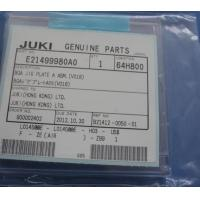 Buy cheap JUKI NGA JIP PLATE A ASM E21499980A0 from wholesalers