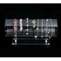 Buy cheap Clear Acrylic Jewelry Display Acrylic Bracelet Display Stand Oem Service from wholesalers