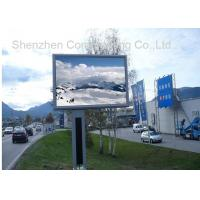 Buy cheap Super Thin P10 digital indoor LED video wall Fixed LED billboard display from wholesalers