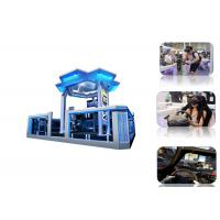 Buy cheap Electric Virtual Reality Game Park , 4D Simulation Ride For Shopping Mall product
