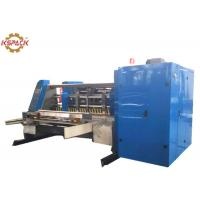 Buy cheap Computer Control Rs4 Corrugation Machine Lead Adge Feeding For Corrugated Box from wholesalers