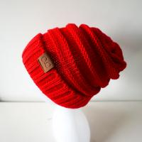 Buy cheap 2017 Hot sale 21*25cm 114g fashion 100% acylic cc baby cheap beanie winter kniting warm hats from wholesalers