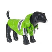 Buy cheap Custom Warm raincoat with hood Large Breeds dog clothes for shepherd from wholesalers
