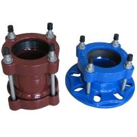 Buy cheap Ductile cast iron Flanged Adaptors from wholesalers
