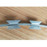 Buy cheap Gi Razor Barbed Wire Concertina Bto -22 Spiral Coil Wire Mesh ISO Passed from wholesalers