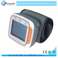 Buy cheap Automatic digital wrist blood pressure monitor from wholesalers