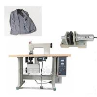 Buy cheap 20-35KHZ Computerized  Ultrasonic Sewing Machine Without Burr from wholesalers