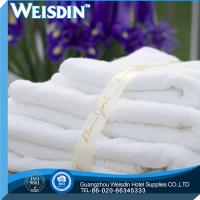 Buy cheap comfortable strong water absorption 100% cotton hand towel fabric from wholesalers
