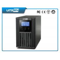 Buy cheap True Double Conversion High Frequency Online UPS 1000Va / 800W with 6 IEC Outlets from wholesalers