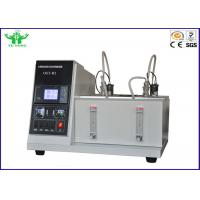 Buy cheap EN 14112 Automatic Oxidation Stability of Fatty Acid Methyl Esters (FAME) Analyzer from wholesalers