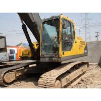 Buy cheap Second Hand Crawler Hydraulic Excavator Volvo EC240BLC 600MM Shoe Size from wholesalers