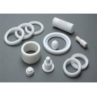 """Buy cheap 250"""" Glass Filled PTFE Rod / Extruded PTFE Rod For Pump Parts , Natural Virgin from wholesalers"""