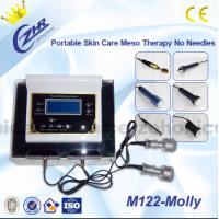 Buy cheap High Quality Skin Care Needle Free Mesotherapy Machine With 5 Treatment Handles from wholesalers