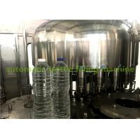 Buy cheap Automatic Beverage Filling Machine For Bottling Water / Mineral Water Production Line product
