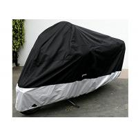 Buy cheap 100% Waterproof Motorcycle Cover For 108 Length Large Cruiser , Tourer , Chopper from wholesalers