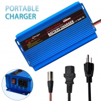 Buy cheap Universal Worldwide Used 24V 5A VRLA SLA AGM GEL Lead Acid Battery Charger Mobility Scooter Solar Battery Charger from wholesalers
