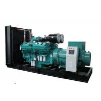 Buy cheap Professional Open Diesel Generator , 500KW 3 Phase Diesel Generator For Construction from wholesalers