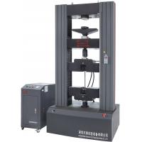 Buy cheap Electronic Universal Material Strength Testing Machine 600kN With Auto Extensometer ASTM E21 ETM105D product