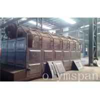 Buy cheap Radiant Heat Heavy Condensing Oil Fired Steam Boiler Efficiency of Alloy Steel from wholesalers