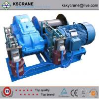 Buy cheap Material Handling Electric Capstan Winches from wholesalers