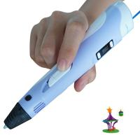 Buy cheap Toys Education Gift 3d Drawing Pen 3d Printer Pen With 0.7mm Nozzle from wholesalers