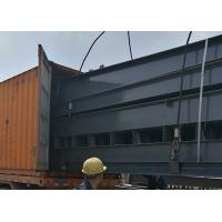 Buy cheap ISO 9001 Welding Structural Steel Material Q235 / Q345  For Fabrication from wholesalers