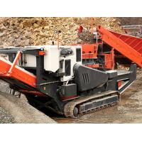 Buy cheap screen mobile portable track-mounted impact/cone and jaw crusher crawler mobile jaw crusher from wholesalers