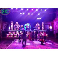 Buy cheap 640x640mm die cast aluminum cabinet indoor P5 rental usage Stage LED Screen within 3 years warranty from wholesalers