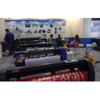 Buy cheap 1.2M Colored Printer Plotter Vinyl Cutter Machine With Contour Cutting from wholesalers
