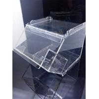 Buy cheap acrylic candy storage boxes display rack/ acrylic candy box from wholesalers
