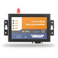 Buy cheap CWT2300 GSM Modem AT Commands Serial Port Support At Command RS232 3G 4G product