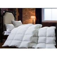Buy cheap King Size Goose Feather Duck Down Quilt Duvet , Goose Feather And Down Quilt from wholesalers