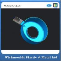 Buy cheap Low Volume Overmolding Injection Molding Parts PC Hard Plastic Insert Soft TPR Material product