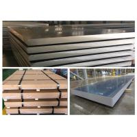 Buy cheap 5 Series Aluminum Alloy Plate AlMg6 5a06 LF6 For Floor Anti Slip / Corrosion product