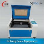Buy cheap Laser engraved photo frame 60W 4060 Laser Engraving Machine 460 Small Engraving Machine from wholesalers