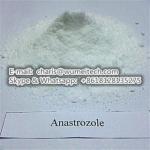 Buy cheap Muscle Growth Estrogen Raw Hormone Powders Anastrozole Arimidex Medicine 120511-73-1 from wholesalers