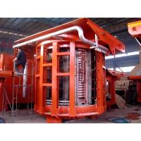 Buy cheap Steel Melting Induction Furnace , Automatic Metal Furnace 60T / 70T from wholesalers