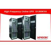 Buy cheap 10KVA~800KVA Three Phase Modular UPS High Frequency Online UPS with Monitoring System product