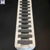 Buy cheap Level 4 Square Bulletproof Plates , SSIC Armor Plate Ceramic Tile 50*50 from wholesalers