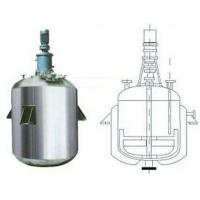 China High Pressure Stirred Tank Reactor With Vertical Circular Tanks SS304 SS316 on sale