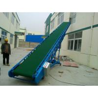 Buy cheap High efficiency belt conveyer, belt conveyor, rubber belt conveyor from wholesalers