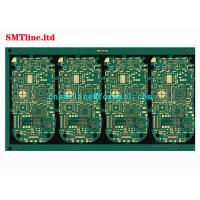 Buy cheap Professional Multilayer SMD LED PCB Board With Silk - Screen Printed product