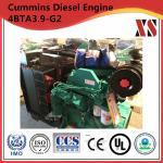 Buy cheap Diesel Engine Cummins Generator Set 4BTA3.9-G2 for sale from wholesalers