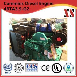 Diesel Engine Cummins Generator Set 4BTA3.9-G2 for sale