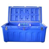 Buy cheap LLDPE Roto Molded Plastic Products Insulated Fishing Boxes Rotomolded Cooler product