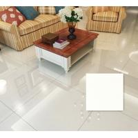 Buy cheap 600X600MM Crystal Pure White Marble Tiles Tunisia from wholesalers
