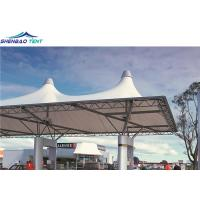 Buy cheap Outdoor Tension Membrane Structures , High Speed Way Entrance Canopy Tent from wholesalers