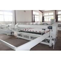 Buy cheap Effcient Single Needle Quilting Machine 1500 G / Square Quilt Thickness from wholesalers